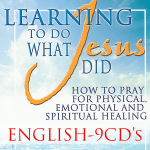 Learning To Do What Jesus Did – English – CD's