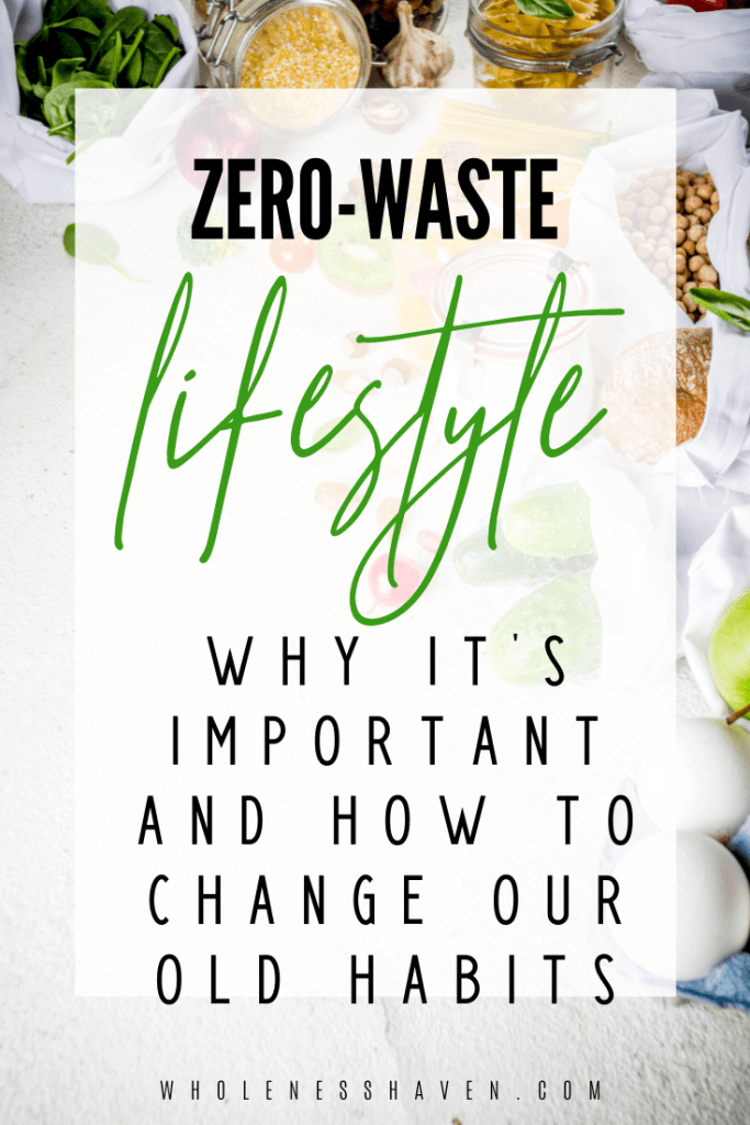 stewards of the earth: simple changes for adopting a zero-waste lifestyle
