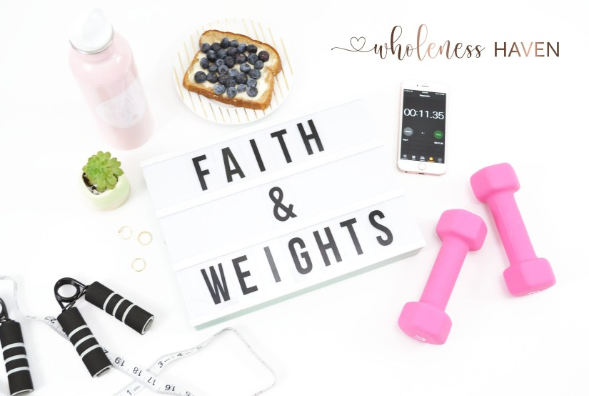 faith and weights