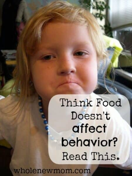 How Food Affects Behavior. Think it doesn't? You need to read this post.