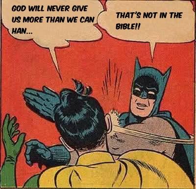 Batman Theology