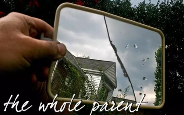 positive divorce - the whole parent