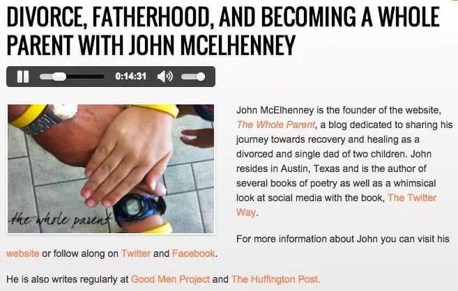 Fatherhood Wide Open