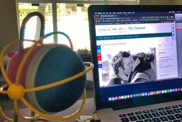 Announcing the Whole Parent podcast: Love on the Air