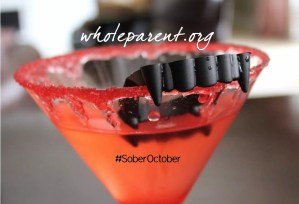 Alcohol May Not Be Your Friend: My #SoberOctober Challenge
