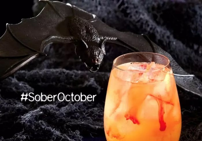 Read more about the article #SoberOctober Challenge – Day One