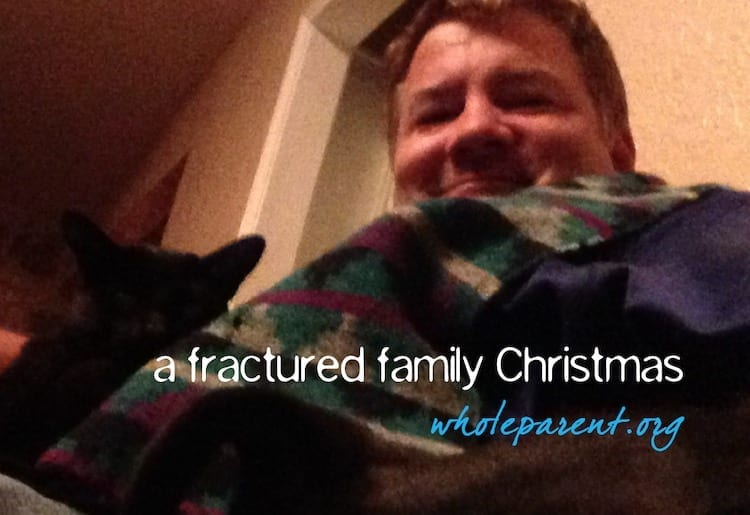 A Fractured Family Christmas: One Single-parent's Anti-Depression Plan