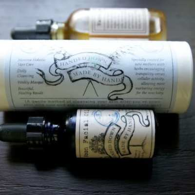 My Best Friend & Sister's Momma Moon Product Line Review from Brooklyn Herborium
