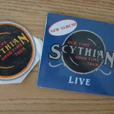 Scythian: fav band coming to Minneapolis & new disc giveaway CLOSED