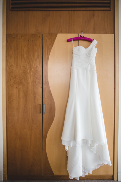 St David's Hotel wedding preparations by Whole Picture Weddings