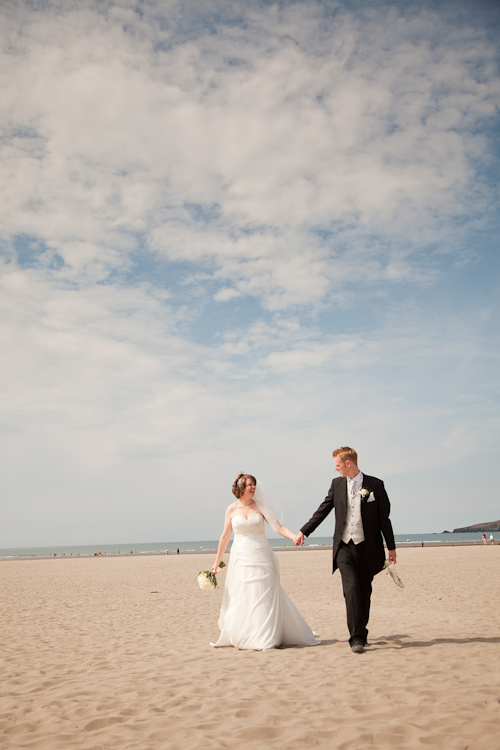 Wedding Photography with Laura and Chris at The Cliff Hotel