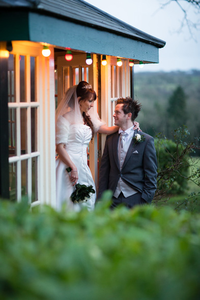 Rhosygilwen Winter wedding by Whole Picture