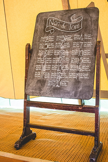 Summer tipi wedding by Whole Picture Weddings