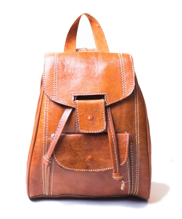 leather backpack LP08LB-bp-2576