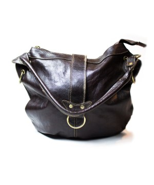 leather Tote hand bag LP33LB-hb-0