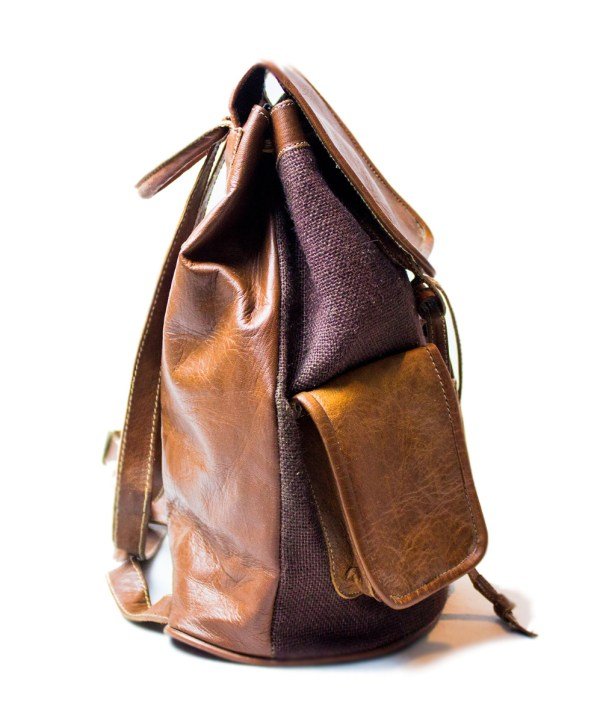 leather backpack Bag LP13LB-bp-2594