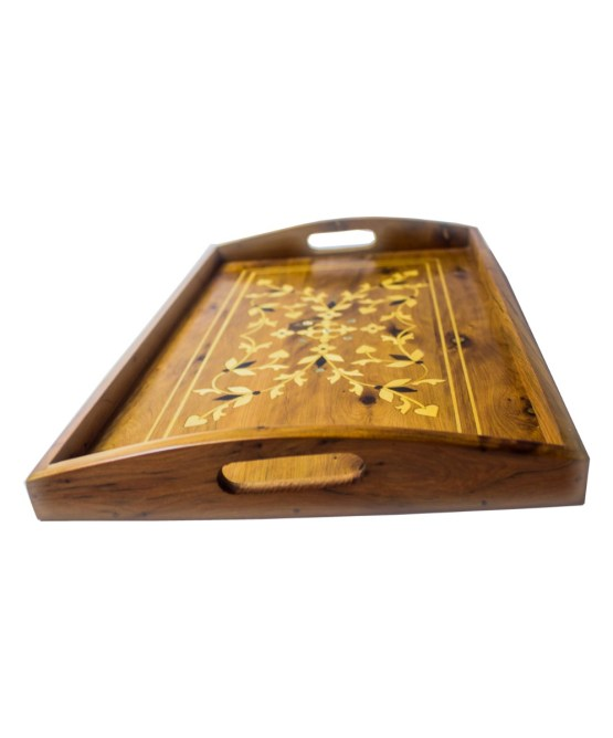 Tray of Thuya wood WP-01WT-0
