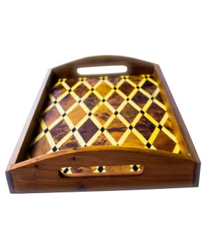 Tray of Thuya wood WP-03WT-0