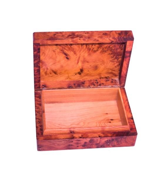 Square wood box SWJB-17-2829