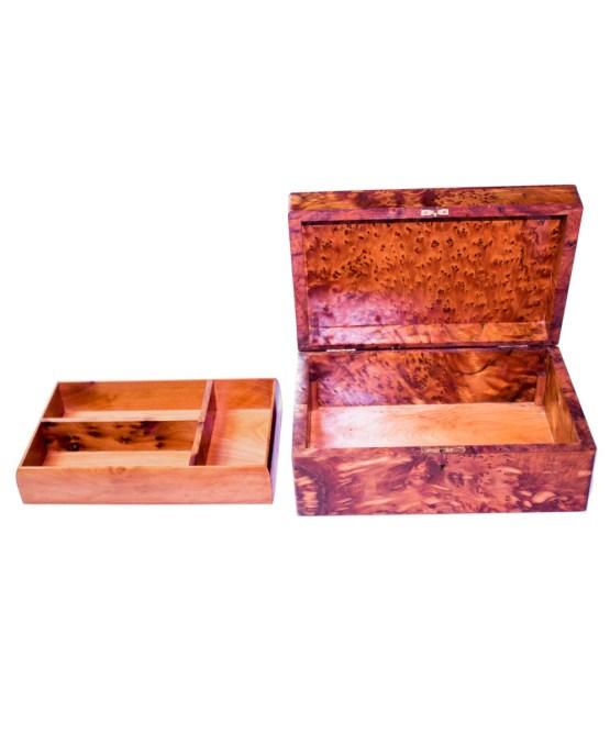 Square wood box SWJB-11-2814
