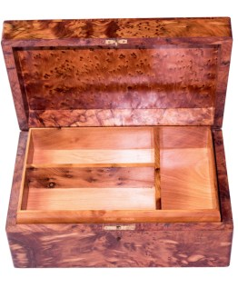 Square wood box SWJB-11-0