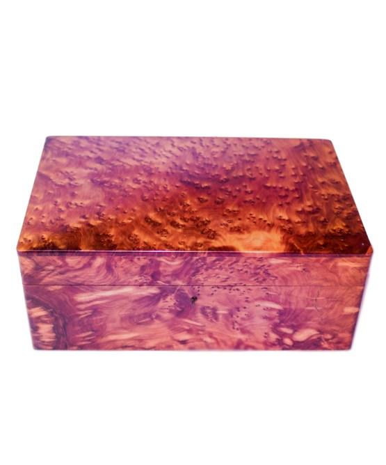 Square wood box SWJB-11-2812