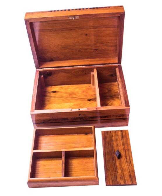 Square wood box SWJB-10-2807