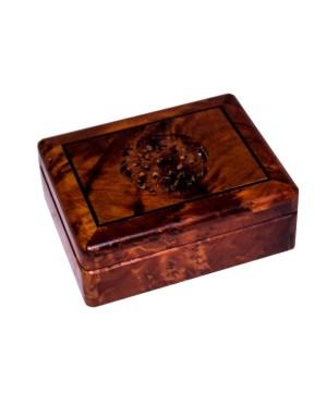 Square wood box SWJB-23-0