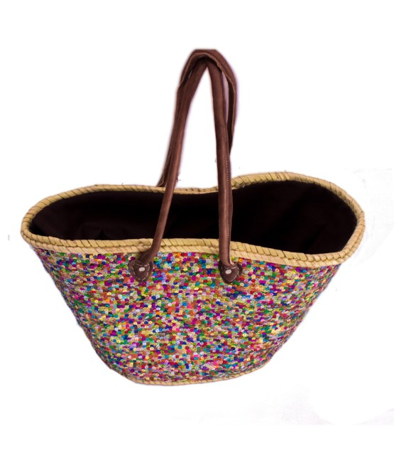 Straw basket FP-02SBS-3080