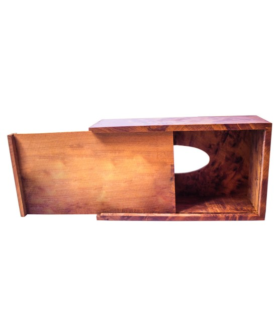 wood Tissue Box WJTB-08-2882