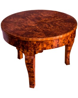 Round Juniper Table-0