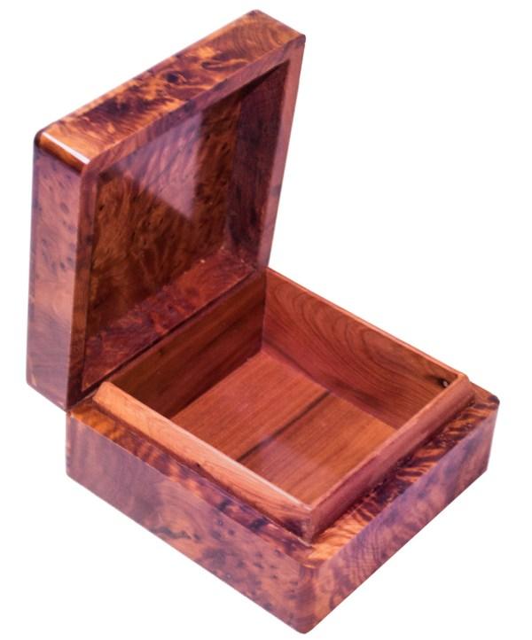 Square wood box SWJB-15-2825