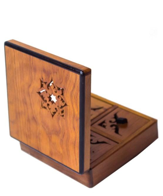Square wood box SWJB-19-2836