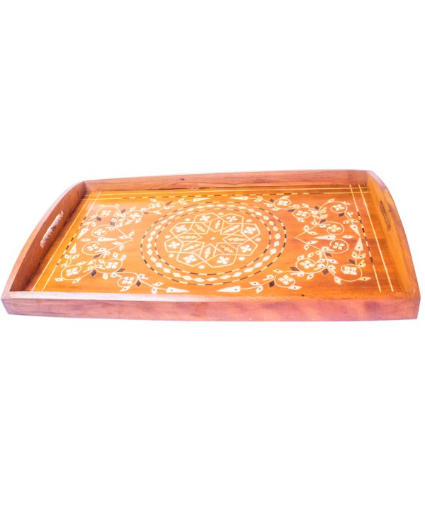 Tray of Thuya wood WP-08WT-2901