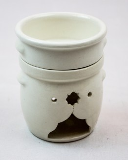 Ceramic candle holder CCH-6-0