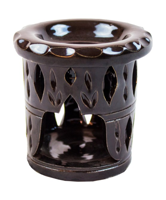 Ceramic candle holder CCH-01-0