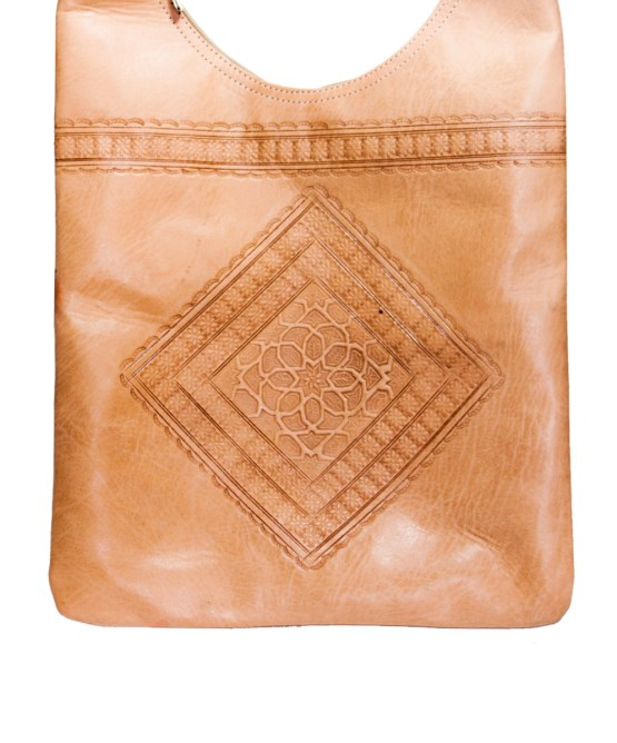 leather Saddle bag-3460