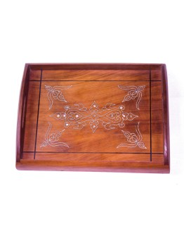 Tray Set made of thuya wood WP-13WT-0