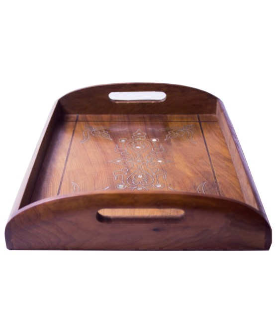 Tray Set made of thuya wood WP-13WT-3279