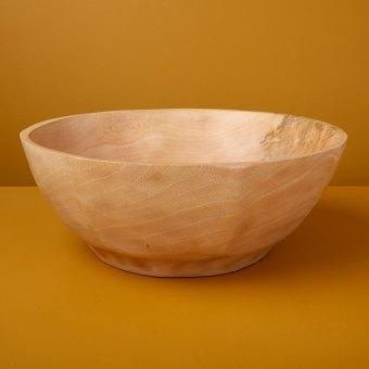 Mango Wood Bowl Extra Large