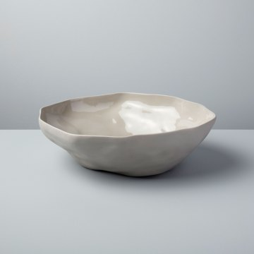 Stoneware Serving Bowl, Sterling
