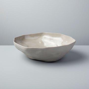 Stoneware Serving Bowl, Sterling