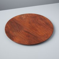 Be-Home_Teak-Dinner-Plate-Large_10-02