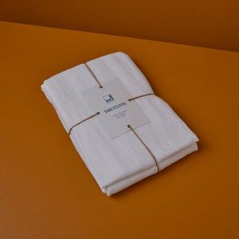 Linen Napkins Indigo Set of 4
