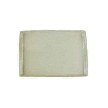 Stoneware Rectangular Tray Sterling Large