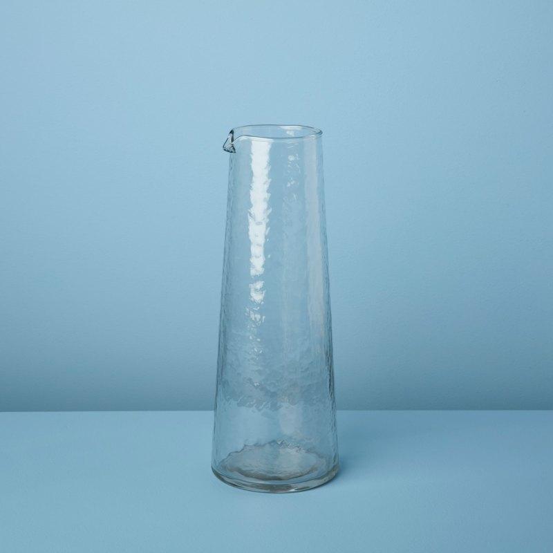 Pebble Glass Carafe