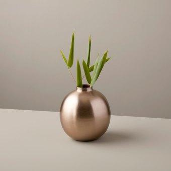 Rose Spherical Vase, Large