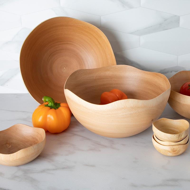 be home material kiln fired mango wood RGB