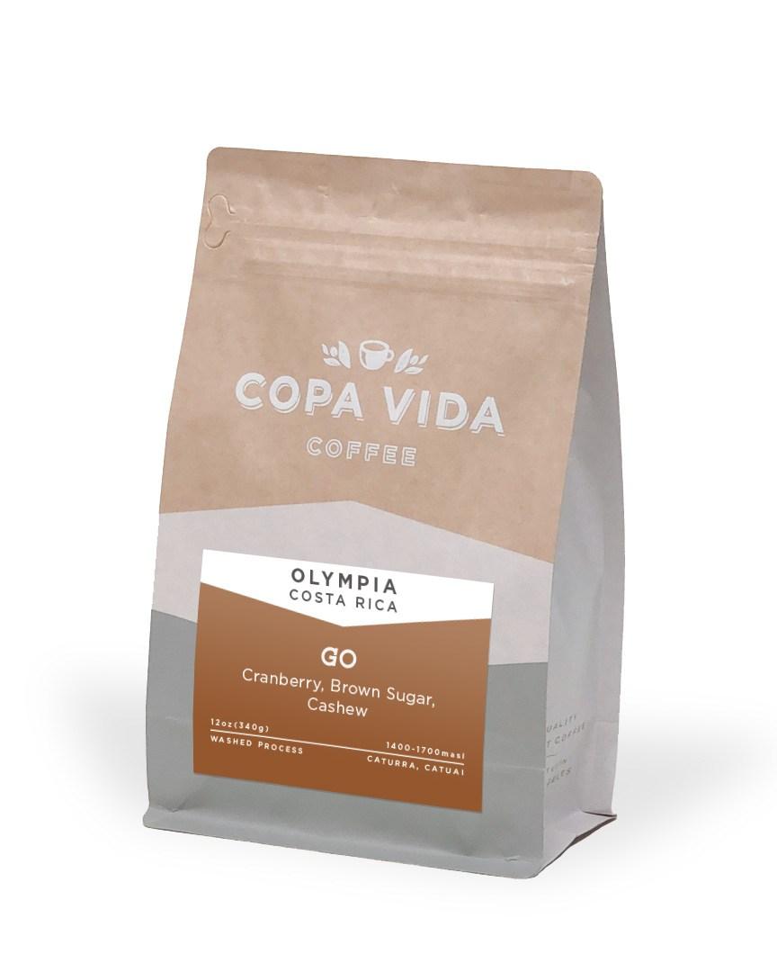 Olympia, Costa Rica – 12oz  Bags