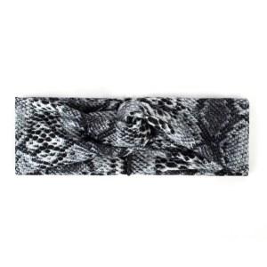 Hairband snake grey